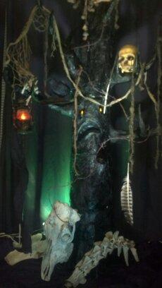 Every Day is Halloween ORIGINAL HALLOWEEN TREE